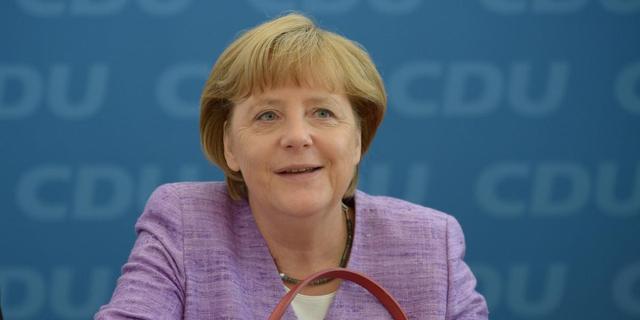 'Duitse coalitie grootste blok met 45 procent stemmen'