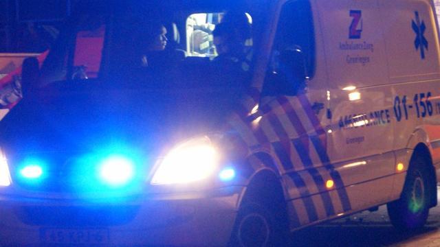 Gewonden door ongeluk op snelweg A7