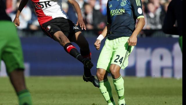 Boëtius verlengt contract bij Feyenoord tot medio 2016