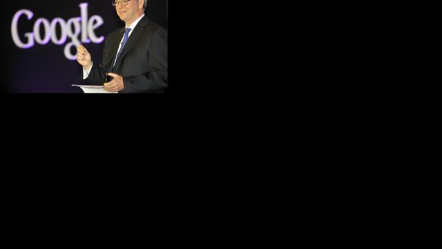 Voormalige Google-CEO Eric Schmidt treedt terug uit Alphabet-bestuur