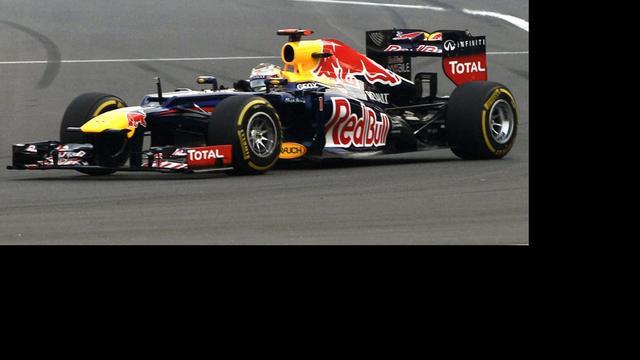 Vettel pakt vierde Formule 1-zege op rij