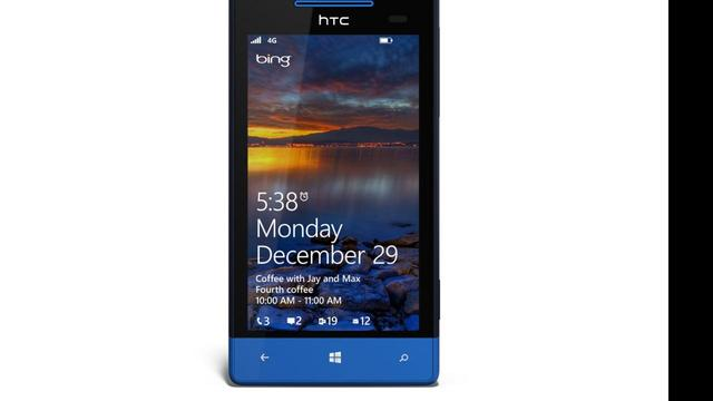 Windows Phone 8-telefoons begin november naar Nederland