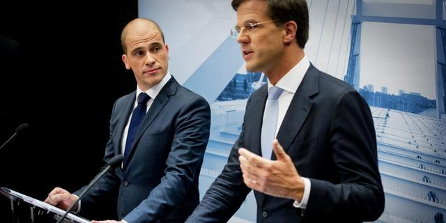'Beëdiging nieuw kabinet kan volgende week'