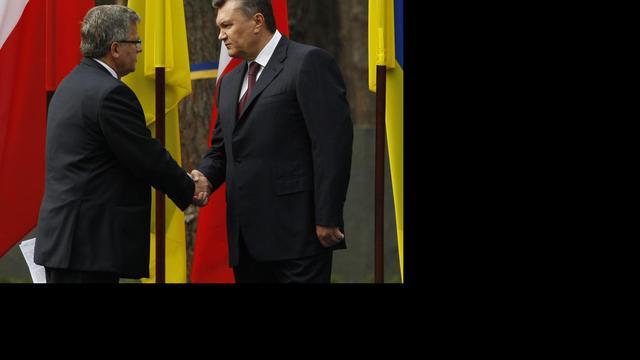 'Verkiezingen Oekraïne tegenslag democratie'