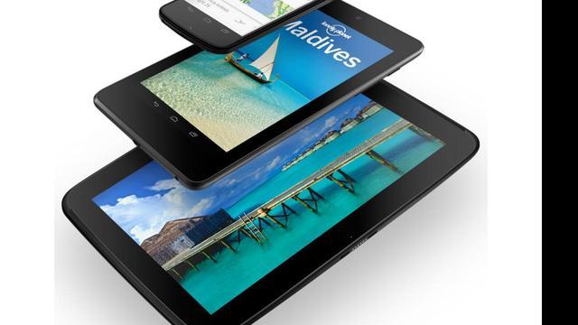 Google stelt nieuwe Nexus-toestellen voor