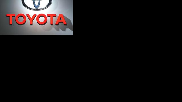 'Toyota in 2012 grootste autofabrikant'