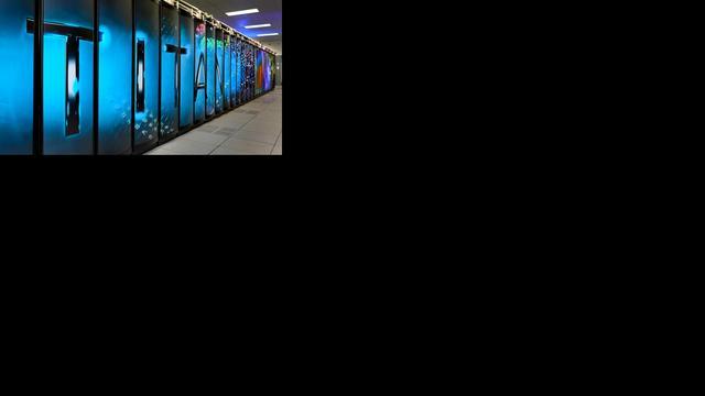 Snelste supercomputer ter wereld in gebruik