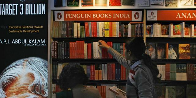 Penguin-boeken fuseert met Bertelsmann