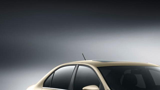 Volkswagen heeft nieuwe Santana af