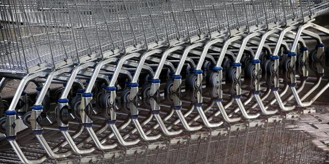 Omzetgroei supermarkten laagst sinds 2005