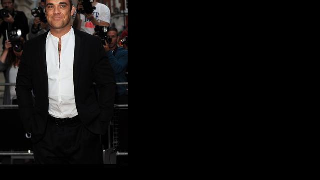 Single Robbie Williams geweerd van Britse radio