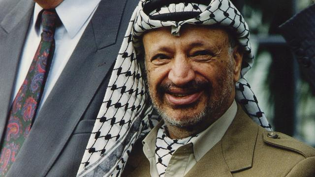 'Yasser Arafat in november opgegraven'