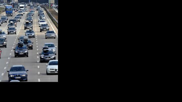 Nederlander omgekomen door botsing op snelweg Frankfurt