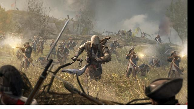 Review: Assassin's Creed 3 zet perfecte wereld neer