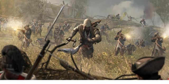 Ubisoft denkt over coöp in volgende Assassin's Creed