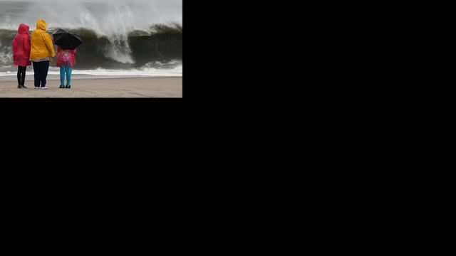 'Economische schade Sandy 10 miljard per dag'