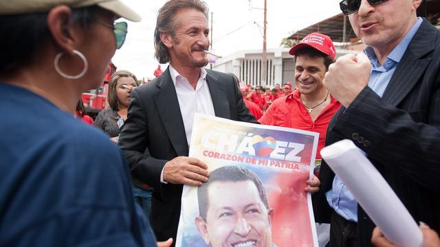 Bolivia vraagt Sean Penn te lobbyen voor kust