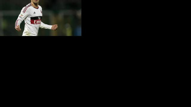 AC Milan ontsnapt aan nederlaag tegen Palermo