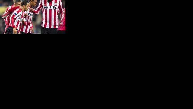 Recordomzet PSV dankzij grondverkoop