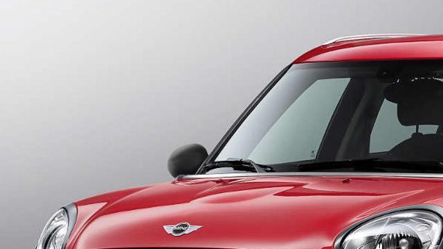 Mini breidt beschikbaarheid All4-vierwielaandrijving uit