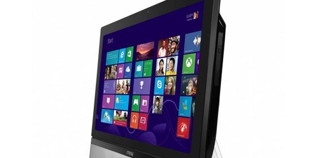 MSI presenteert 27-inch all-in-ones met Windows 8