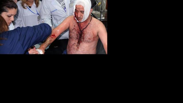 Doden door ontploffende vuilniszak Damascus