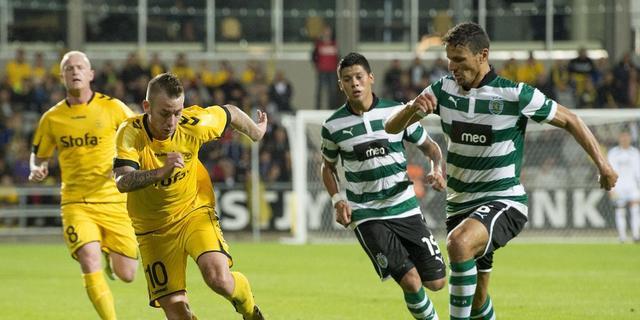 Boulahrouz uit beeld bij Sporting