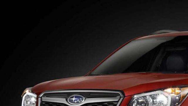 Subaru presenteert nieuwe Forester