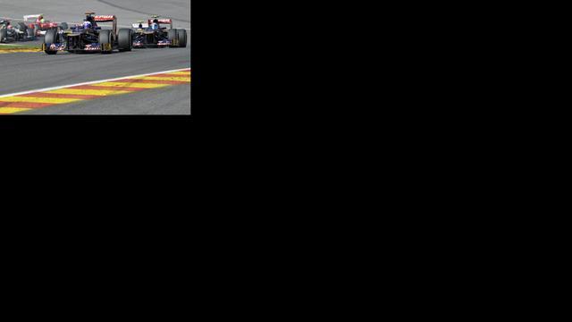 Ricciardo en Vergne behouden stoeltjes bij Toro Rosso