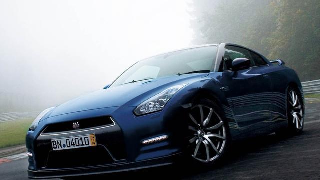 Nissan GT-R weer verder fijngeslepen