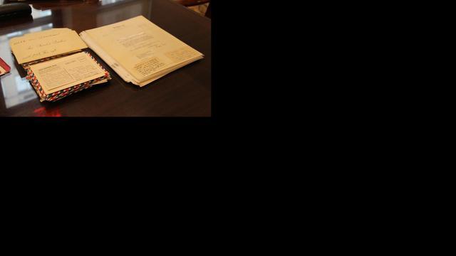 Stichting verwerft unieke brieven Otto Frank