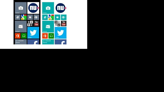 Windows Phone 8 heeft inmiddels 145.000 apps