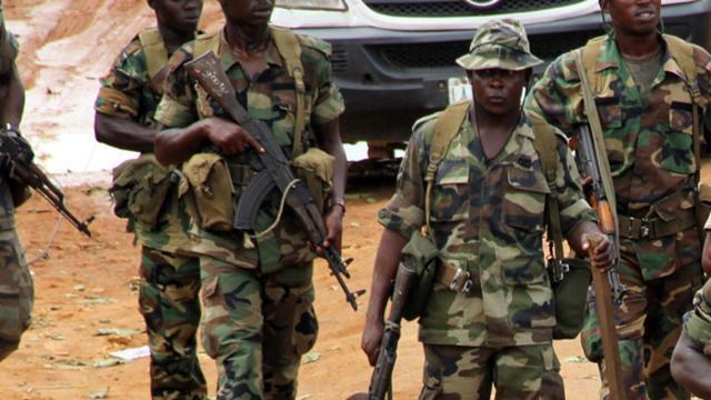 Ruim 100 'Biafraanse separatisten' opgepakt