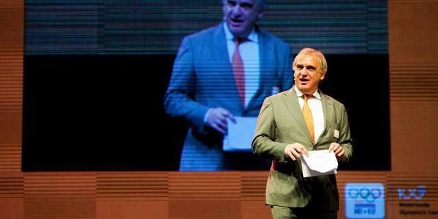 NOC*NSF-voorzitter Bolhuis hoopt op veertien Nederlandse medailles