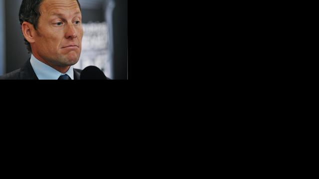 Eerste miljoenenclaim voor Armstrong