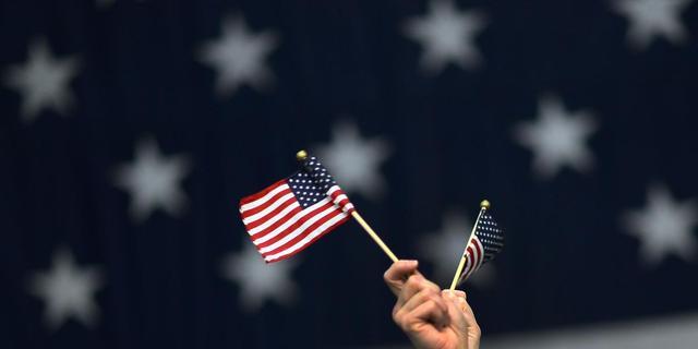 'Economie VS toont tekenen van krimp'