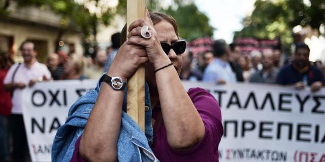 Grieken verwachten nog meer ellende
