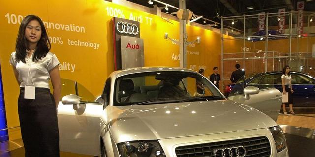 Lagere winst Audi ondanks recordverkoop