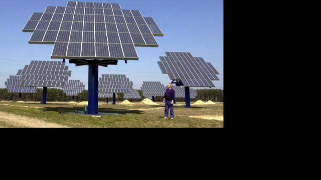 Meer zonne-energie naar elektriciteitsnet China