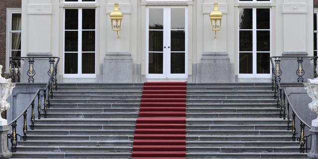 Presentatie kabinet-Rutte II live op tv