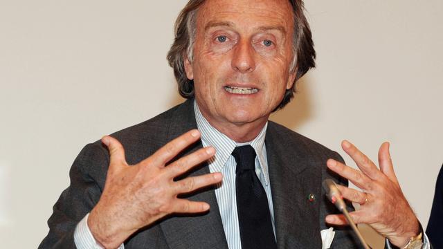 Ferrari-president Di Montezemolo zet team op scherp