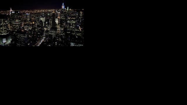 Vrouw vast voor duw voor metro New York