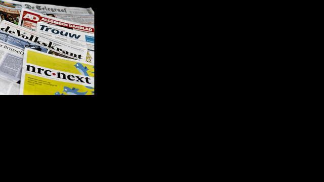 'Twee krantenbedrijven blijven over na overnames'