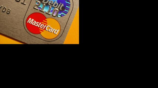 Toename aantal creditcardbetalingen leidt tot recordwinst Mastercard