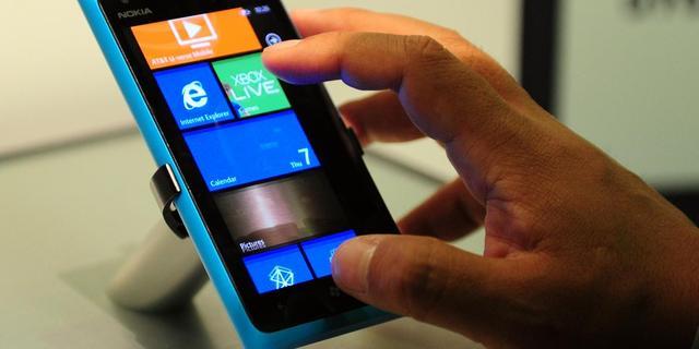 'Groei Windows Phone versnelt'