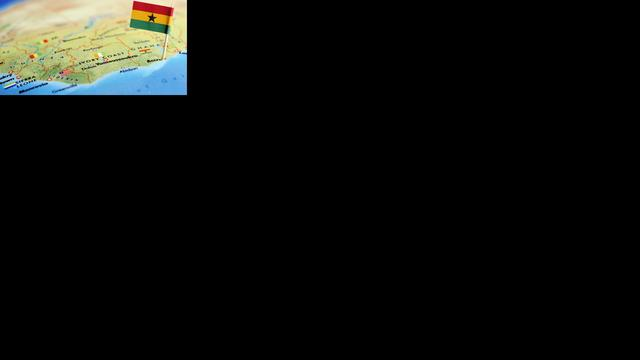 Deel winkelcentrum Ghana ingestort