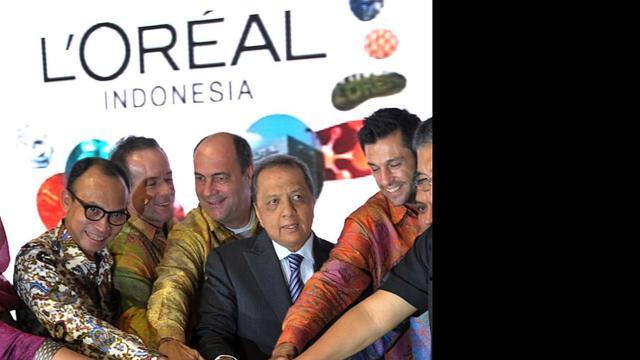 L'Oréal opent mega-fabriek in Indonesië