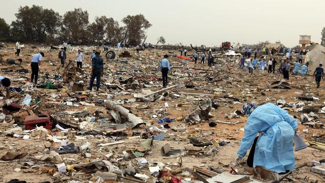 Rapport vliegramp Tripoli toch nog niet openbaar