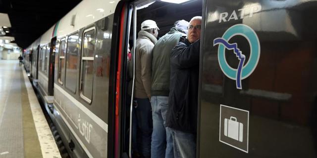 Franse treinen rijden niet na mishandeling conducteur