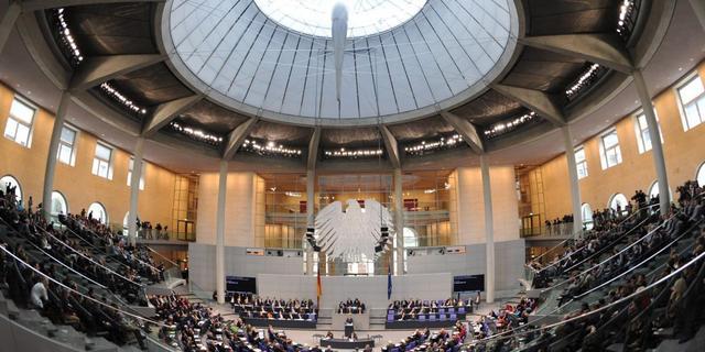 Bondsdag akkoord met nieuwe steun aan Grieken
